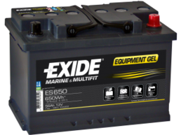 Exide Equipment GEL ES650 12V 56Ah